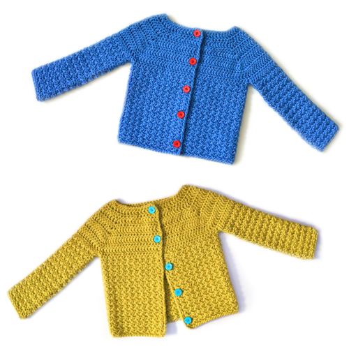 Crochet Spot Blog Archive 30 Off Cozy Children Cardigan Sweater