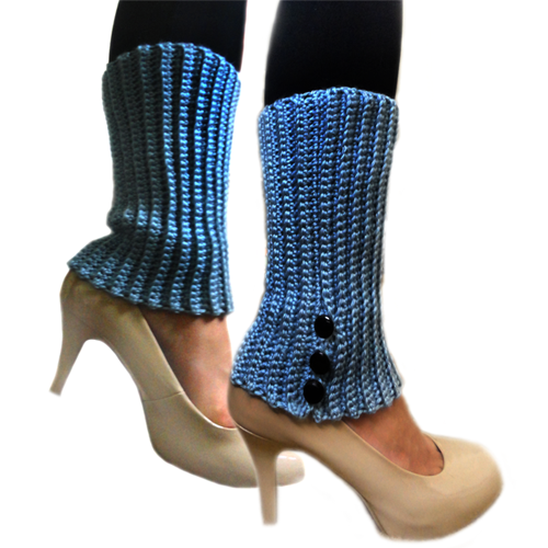 Free Crochet Patterns For Boot Warmers : Crochet Spot