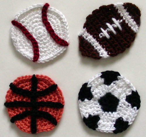 Crochet Pattern For Sports Blanket : Crochet Spot