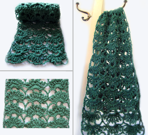 Crochet Spot Blog Archive 30 Off Springs Here Lace Scarf