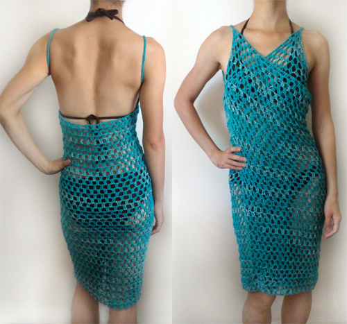 Crochet Spot Blog Archive 30 Off Swimsuit Coverup Crochet