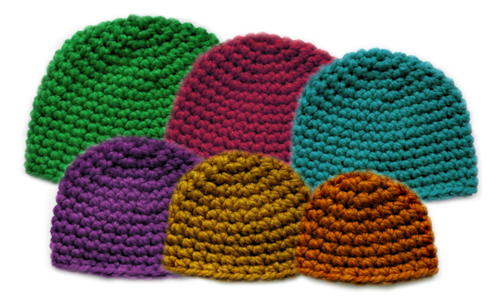 Bulky Yarn Child Hat Pattern Crochet : Crochet Spot