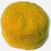 Cotton Crochet Beanie - HairBow Center ~ The Supply Store