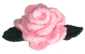 rose Five Best Crochet Flower Tutorials