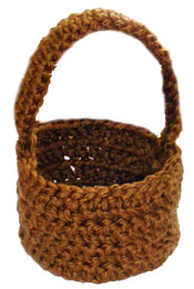 Crochet leafy shopping bag - Coats Crafts UK home