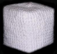 crochet cube