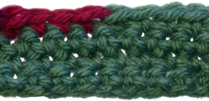 Crocheting How To Change Colors : How to Change Colors in Crochet knitting and crochet