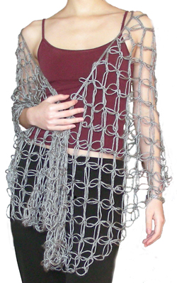 Granny Stripes Mobius Wrap Crochet Pattern | Flickr - Photo Sharing!