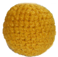 crochet sphere