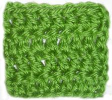 double crochet