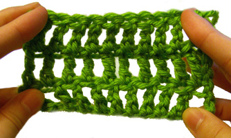 Crochet Stitches Tr : ... Crochet: Treble Crochet Stitches (tr) - Crochet Patterns, Tutorials
