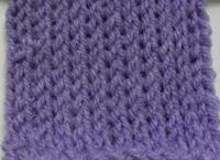 Crochet Spot Blog Archive Crochet Pattern Tunisian Knit Stitch