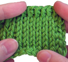 Crochet Stitches That Look Knit : ... Crochet: Tunisian Knit Stitch (tks) - Crochet Patterns, Tutorials and