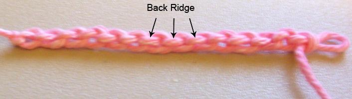 back ridge