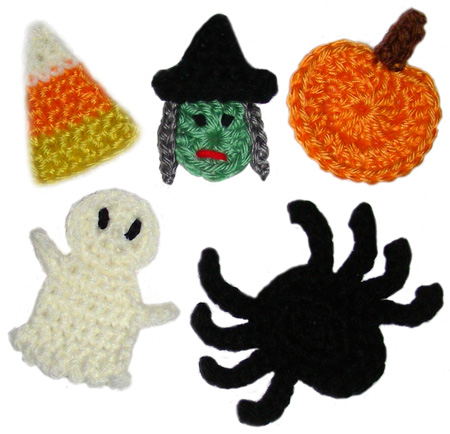 Free Crochet Patterns For Halloween : Crochet Spot Blog Archive Crochet Pattern: Halloween ...