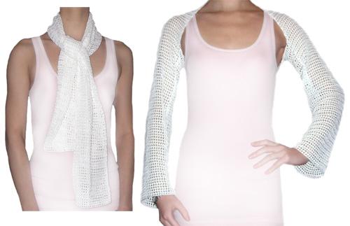 Crochet Spot » Blog Archive » Crochet Pattern: Convertible Lace ...