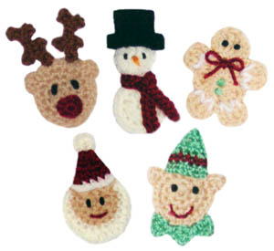 Fun and Fang: Free Pattern: Melting snowman amigurumi
