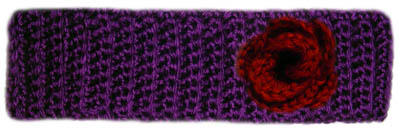 crochet easy ear warmer