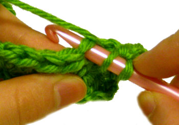 How to Single Crochet Two Stitches Together (Decrease)
