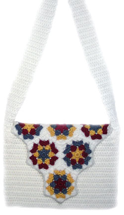 Crochet Change Purse Crochet Pattern | Red Heart