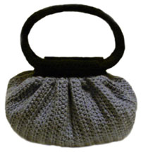 crochet my fatty handbag