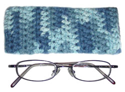 Free Crochet Pattern Eyeglass Case : Crochet Spot Blog Archive Crochet Pattern: Absolutely ...