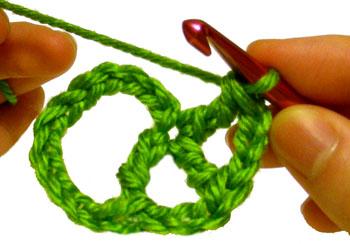 Peace Sign - Free Pattern Links - Crochetville