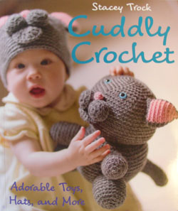 cuddly crochet book