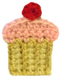 Easy Uni Skull Applique Crochet Pattern - Media