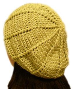 Crochet Dreamz: Beehive Beanie Crochet Pattern, Newborn to