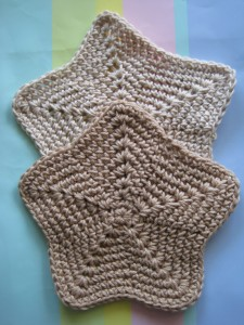Free Crochet Pattern 691 Washcloth : Lion Brand Yarn Company
