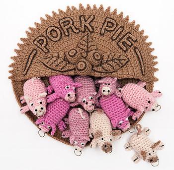 Crochet Spot Blog Archive Crochet Pork Pie Anyone Crochet