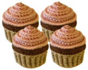 Crochet Spot Blog Archive Crochet Pattern Yarnalicious Cupcakes