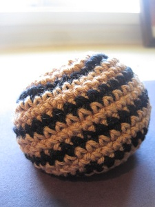 How to crochet a ball or a hackey sack - Instructables - Make, How