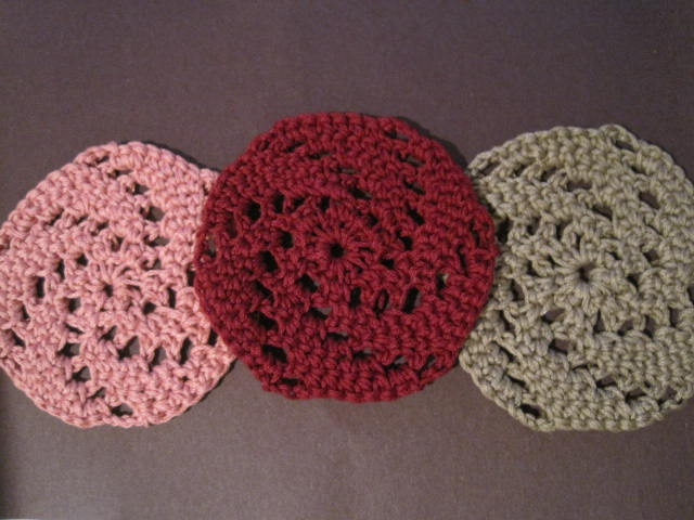 Crochet Patterns Coasters : ... Crochet Pattern: Cool Coasters 2 - Crochet Patterns, Tutorials and
