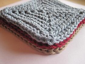 Crochet Coaster |