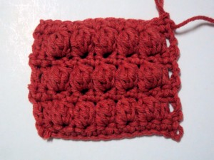 How To Do The Crochet Bubble Stitch, Bobble Stitch, Cluster Stitch
