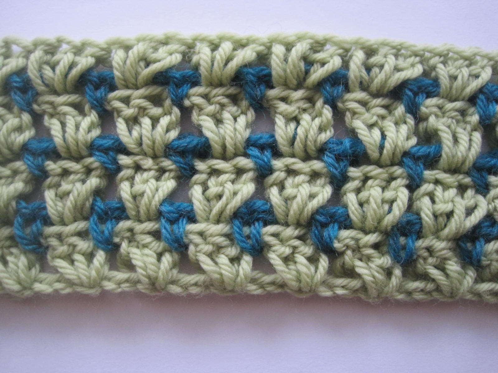Crochet Multiple Colors : Crochet Spot ? Blog Archive ? How to Crochet: Multi-Colored Stitches ...