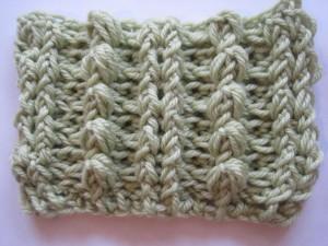 Crochet Spot Blog Archive How To Crochet Aran Bobble Stitch