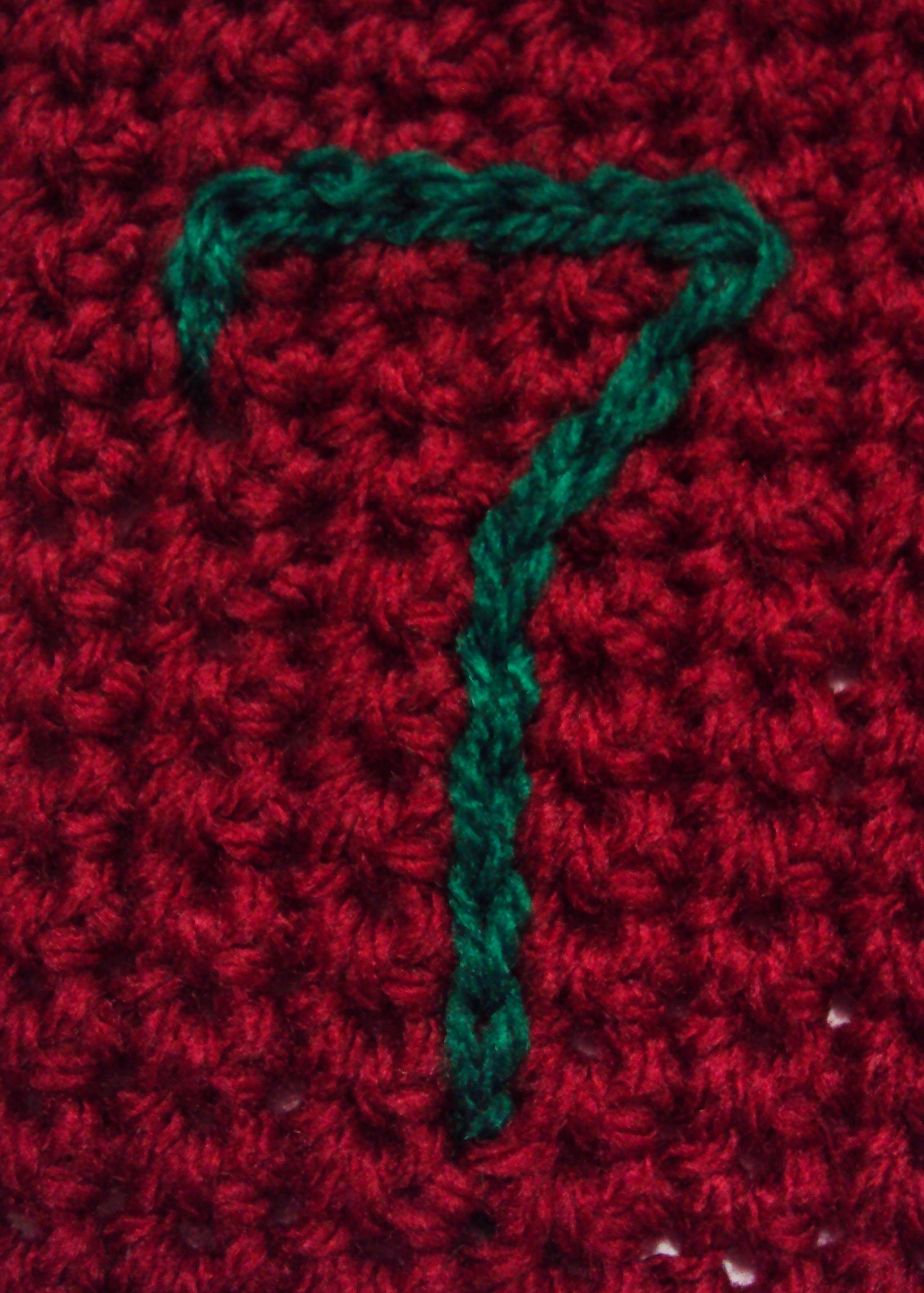 Slip Stitch (sl st)   Free Crochet Patterns