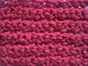 ... Crochet: Two Simple V-Stitch Variations - Crochet Patterns, Tutorials