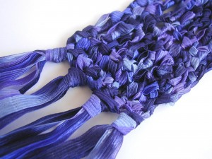 Knitting Pattern Ribbon Yarn Scarf : CROCHET SCARF PATTERN RIBBON YARN Crochet Patterns Only