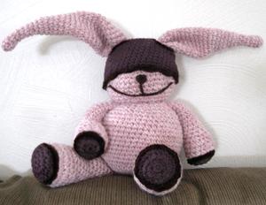 Bunny beanie pattern   BabyCenter