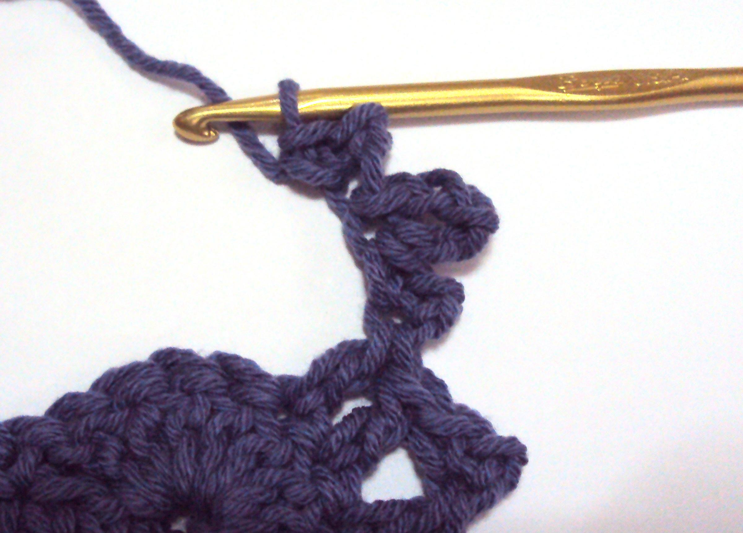 Crochet Spot Blog Archive How to Crochet: Angel Wings ...