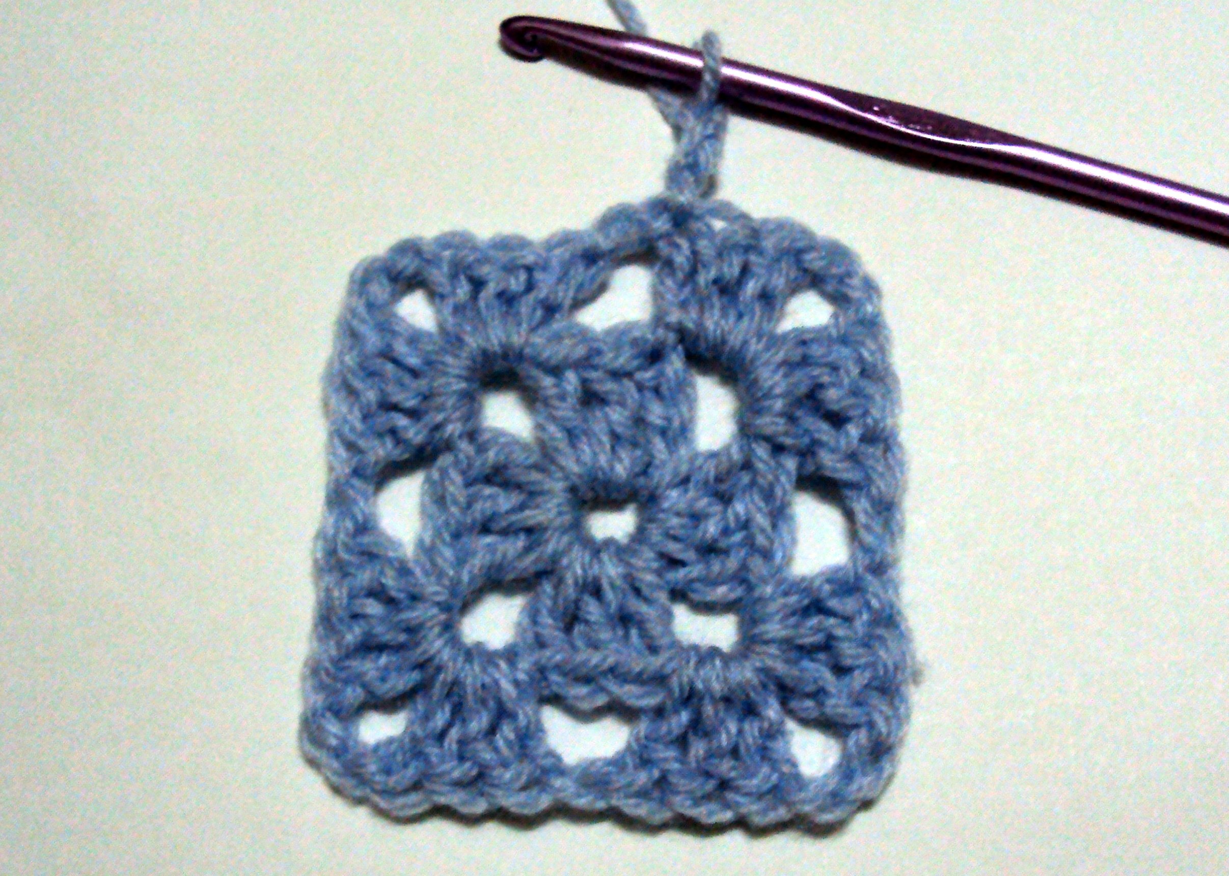 ... Crochet: Granny Squares (Step-by-Step) - Crochet Patterns, Tutorials