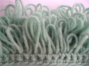 Crochet Patterns Loop Stitch : Crochet Spot ? Blog Archive ? How To Crochet: Loop Stitch
