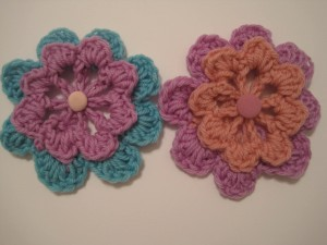Crochet Flower Pattern Rose By Rachel Choi :  CROCHET PATTERN ABBREVIATIONS