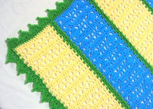 Hugs And Kisses Crochet Baby Blanket Pattern : Crochet Spot Blog Archive Crochet Pattern: Hugs and ...