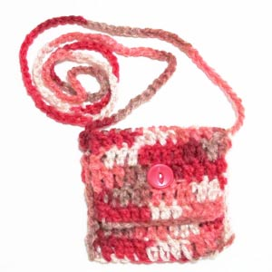 ... Crochet Pattern: Crossbody Pocket Purse - Crochet Patterns, Tutorials