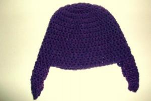 Crochet Earflap Cap